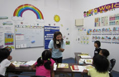 Kiddy CAT 英語教室:STAR KIDS