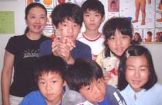 Kiddy CAT 英語教室:BLINKS 北砂校